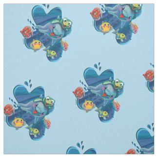 Water Babies Fabric