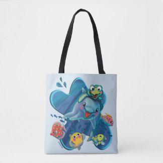 Water Babies Tote Bag