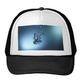 Water Background Trucker Hat