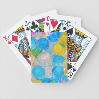 water balls poker deck