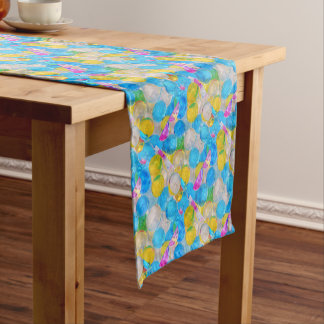 water balls short table runner