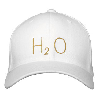 water baseball cap