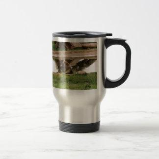 Water Bear Stainless Steel Travel Mug