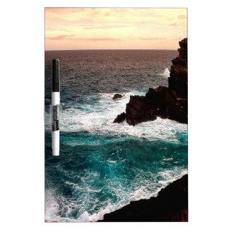 Water Black Rock Coast.jpg Dry Erase Whiteboards