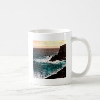 Water Black Rock Coast.jpg Mug