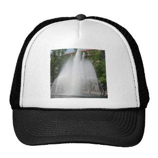 Water Blast Mesh Hats