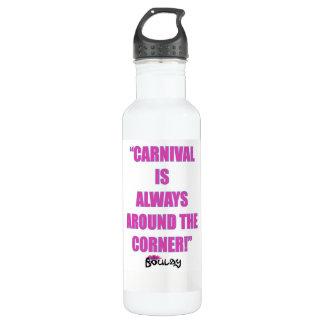 Water Bottle-Carnival Is Always Around the Corner 710 Ml Water Bottle