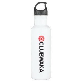 Water Bottle - CLUBWAKA Wordmark