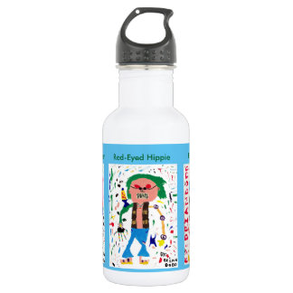 Water bottle for Child of the Sixties