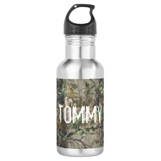Water Bottle - Hunting Camouflage 532 Ml Water Bottle