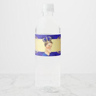 Water Bottle Labels,Yaseer's baby shower 5 Water Bottle Label