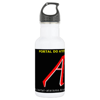 WATER BOTTLE PORTAL OF ATHEISM