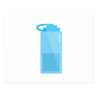 Water Bottle Post Card
