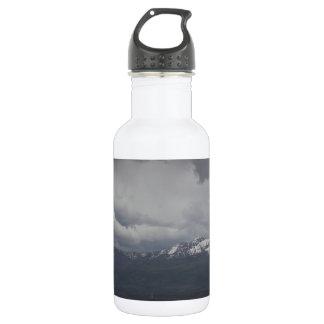 Water Bottle — Stormy Skies