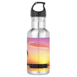 Water Bottle - Sunday View 532 Ml Water Bottle