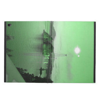 Water, Bridge and two suns Powis iPad Air 2 Case