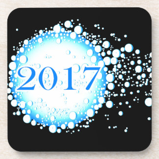 Water Bubbles 2017 Coaster
