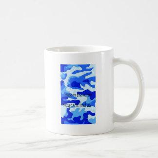 Water Camo Coffee Mug