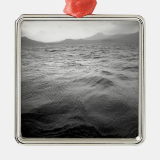Water Cape Horn Channel Chile Christmas Ornaments