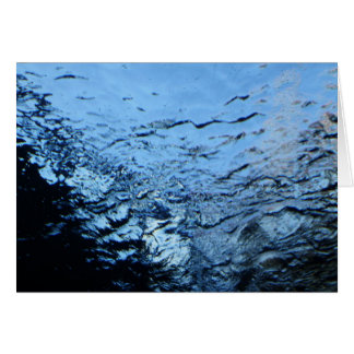 Water Card