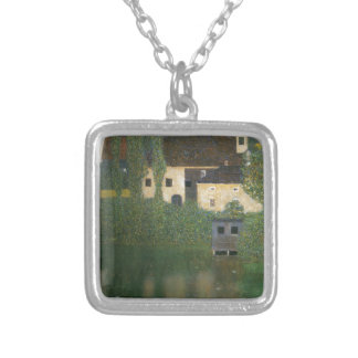 Water Castle cool Custom Necklace