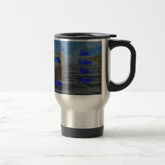 Water Castle Coffee Mug