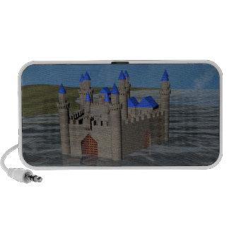 Water Castle Mini Speakers