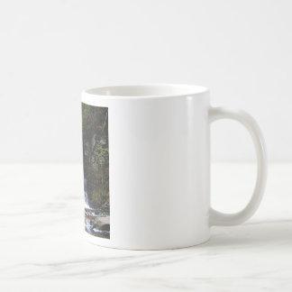 Water Cold River Falls Basic White Mug