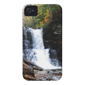 Water Cold River Falls iPhone 4 Case