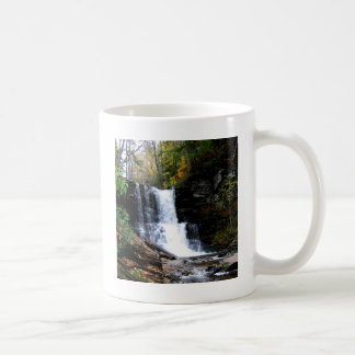 Water Cold River Falls Coffee Mugs