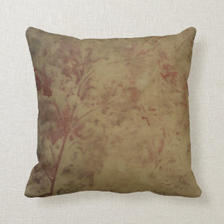 water color grunge texture pillow