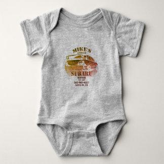 Water Color Logo Baby Bodysuit