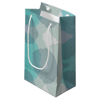 Water Color Wash Small Gift Bag