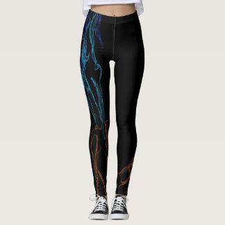 Water Colors Leggings