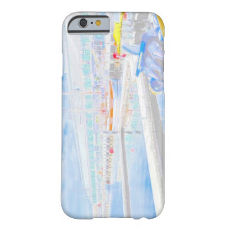 Water Colour Docks Barely There iPhone 6 Case