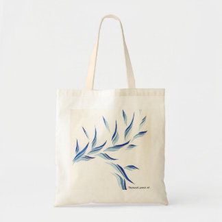 Water Colour Flowers No10 Bags