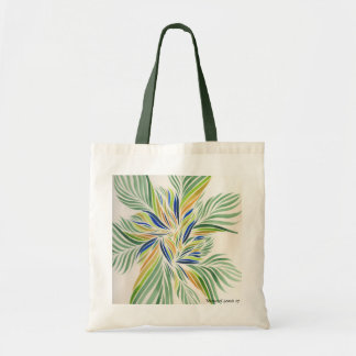 Water Colour Flowers No1 Tote Bag