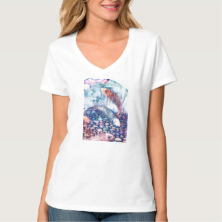 Water Colour Koi T-Shirt