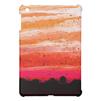 Water Colour paint Brush Effects iPad Mini Cases