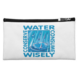 Water Conservation Cosmetics Bags
