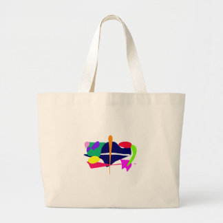 Water Creature Canvas Bag