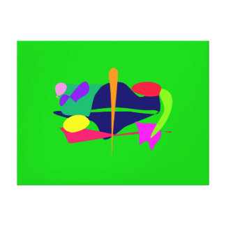 Water Creature Canvas Prints
