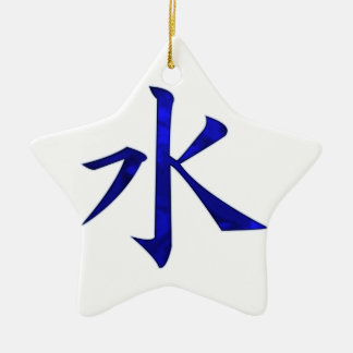 Water Christmas Tree Ornaments