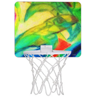 Water Dog Mini Basketball Hoop
