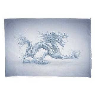 Water Dragon (2 sides) Pillowcase