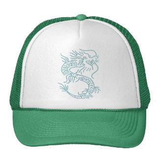 Water Dragon Cap