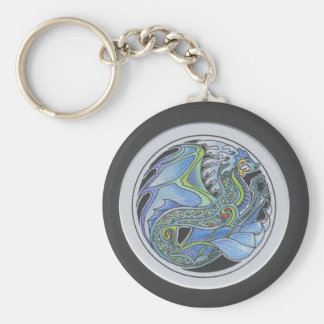 Water Dragon Keychain