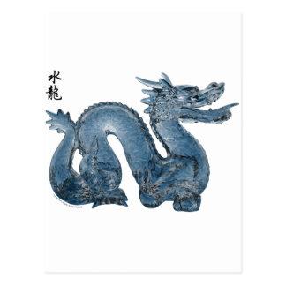 Water Dragon Postcard