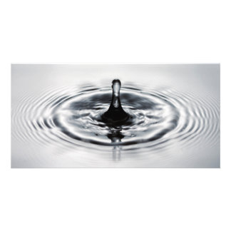 Water drop 2 photo cards