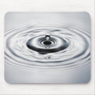 Water drop 8 mousepad